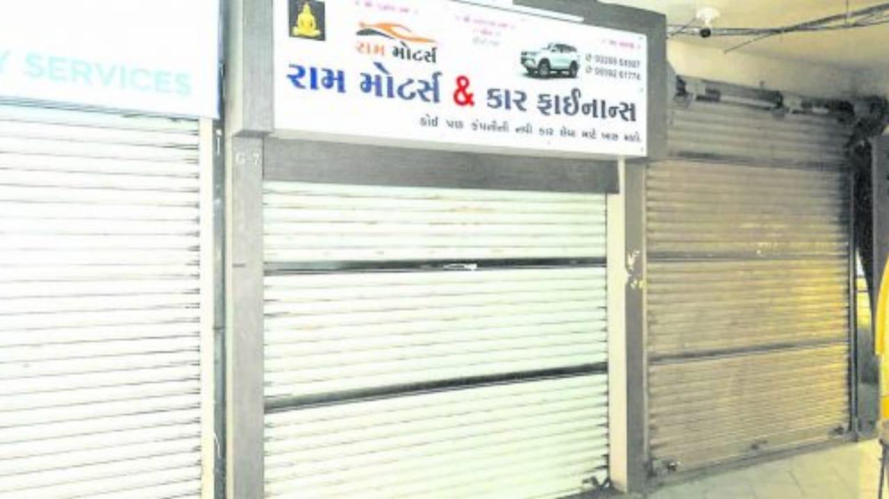#Rajkot - જુની ગાડીના વધારે પૈસા તથા નવી ગાડી સસ્તા ભાવે અપાવવાની લાલચે રૂ. 1.20 કરોડની ઠગાઇ