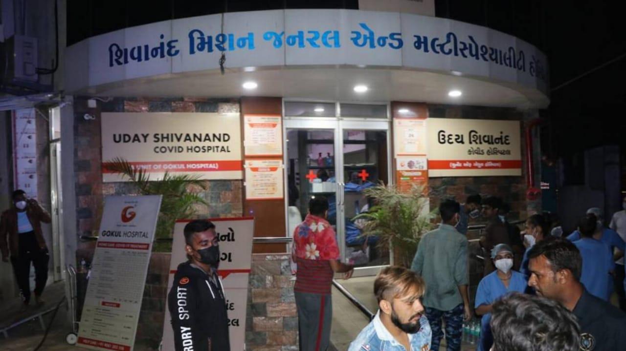 #Rajkot - હોસ્પિટલ અગ્નિકાંડઃ સુપ્રિમ કોર્ટે ઘટનાને સુઓમોટો તરીકે લીધી, ગુજરાતમાં વારંવાર બનતી ઘટના અંગે સરાકર પાસે જવાબ માંગ્યો