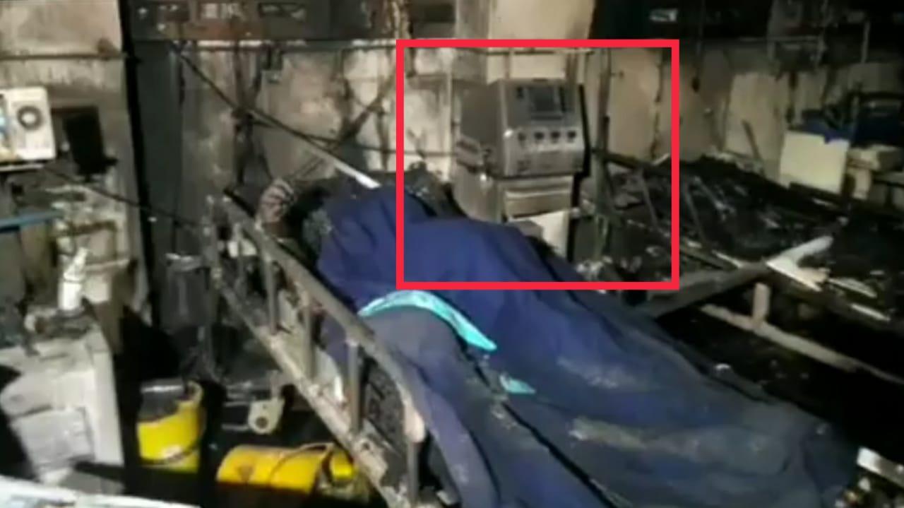 વડોદરાની સયાજી હોસ્પિટલમાં લાગેલી આગનો રિપોર્ટ આવી ગયો હોત તો આજે રાજકોટમાં અગ્નિકાંડમાં 5 દર્દીઓએ જીવ ના ગુમાવવો પડ્યો હોત