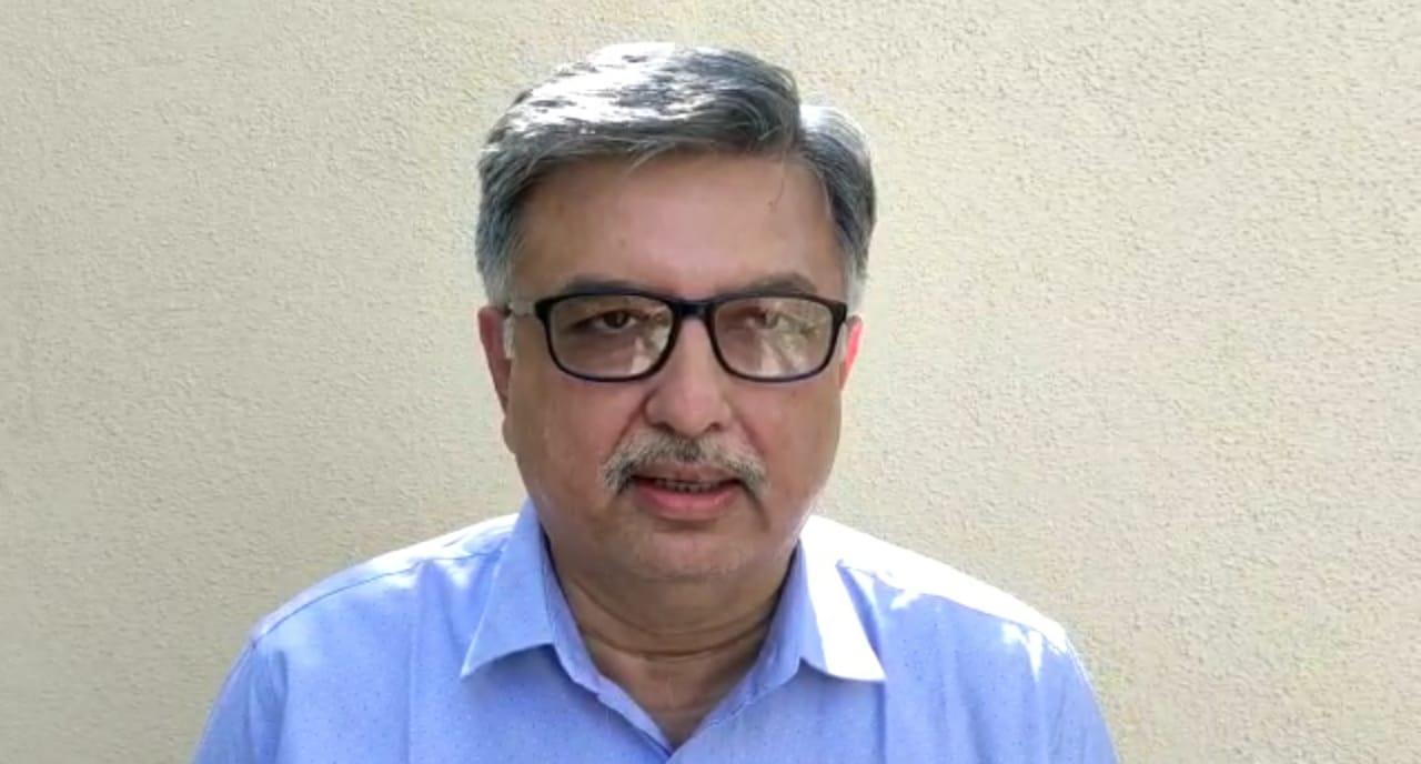 "#Rajkot : હોસ્પિટલ અગ્નિકાંડ – ""ઘમણ"" વેન્ટિલેટરના કારણે જ આગ લાગી હોવાનો કોંગ્રેસ નેતા હેમાંગ વસાવડાનો આરોપ"