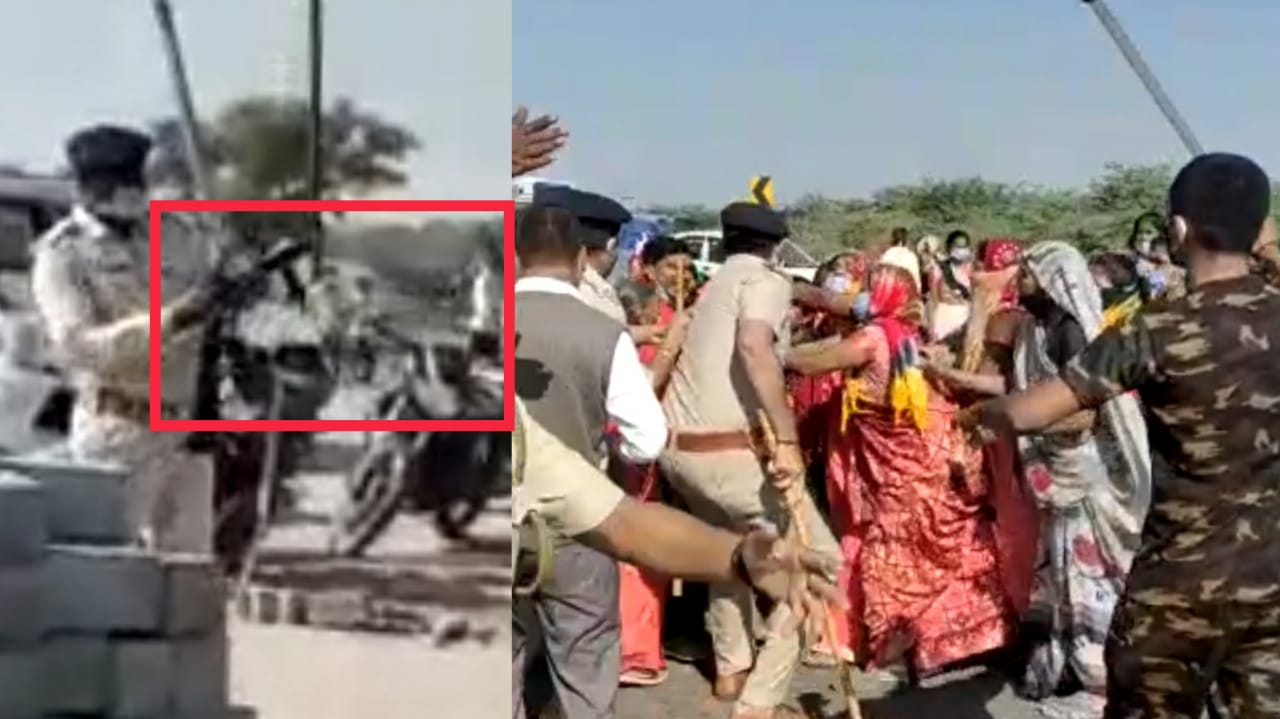 #BHARUCH - પીવાના પાણી માટે પાણીપત : પાણી માટે પણીયાદરાના ગ્રામજનોનું આંદોલન, પોલીસનો લાઠી ચાર્જ, ટીયર ગેસના સેલ છોડાયા