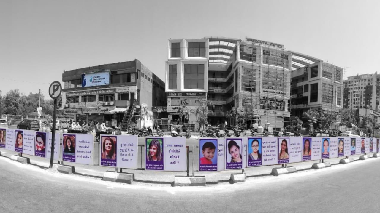 #SURAT - તક્ષશિલા અગ્નિકાંડ : મોટા જવાબદારો સામે કાર્યવાહી કરવા વાલીઓએ કરી પોલીસ કમિશ્નરને રજુઆત