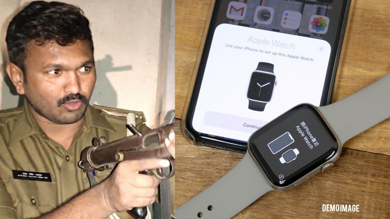 #Vadodara - અમિતની Apple Watch તોડબાજ કોન્સ્ટેબલ ગલસર પાસે જ છે વાતની કંઇ રીતે પુષ્ટી થઇ, જાણો