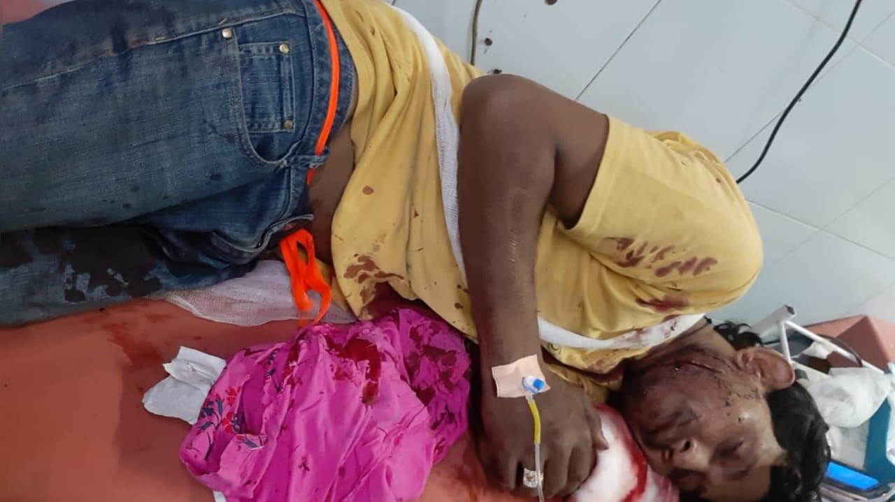#Surat - દારૂ પી ને ઘરે આવેલા પતિથી ત્રસ્ત પત્નીએ બ્લેડના ઘા માર્યા