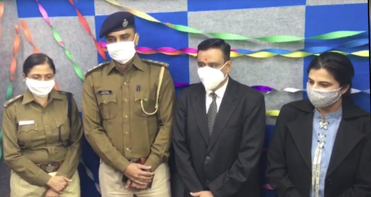 #Rajkot - જેલમાં FM રેડિયોનો પ્રારંભ કરાવતા DG, કેદીઓ RJ બનીને મનોરંજન પુરૂ પાડશે
