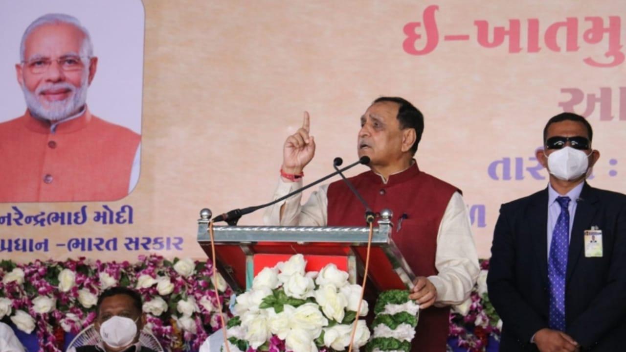 #Dwarka - સુવર્ણ યુગ ફરી આવશે : દ્વારકામાં રૂા. 72 કરોડના પ્રવાસન, શિક્ષણ, આરોગ્યના વિવિધ વિકાસના પ્રકલ્પોની ભેટ આપતા મુખ્યમંત્રી