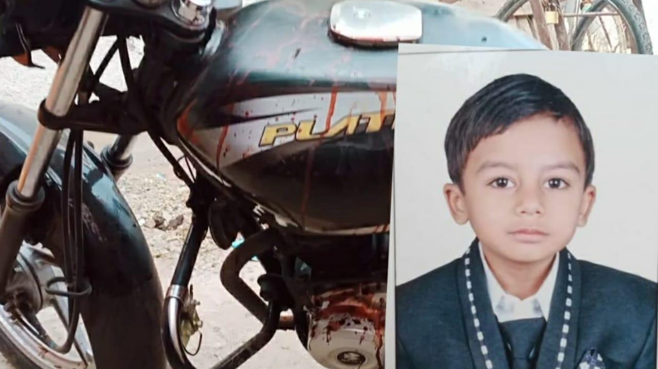 #Anand - પિતા સાથે બાઈક પર જતા 7 વર્ષના બાળકનું પતંગની દોરીથી ગળુ કપાતા મોત