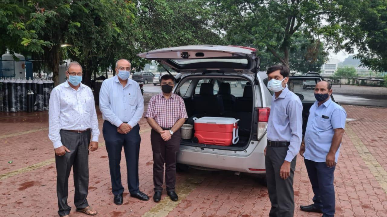Gujarat, First time organ donation in bharuch