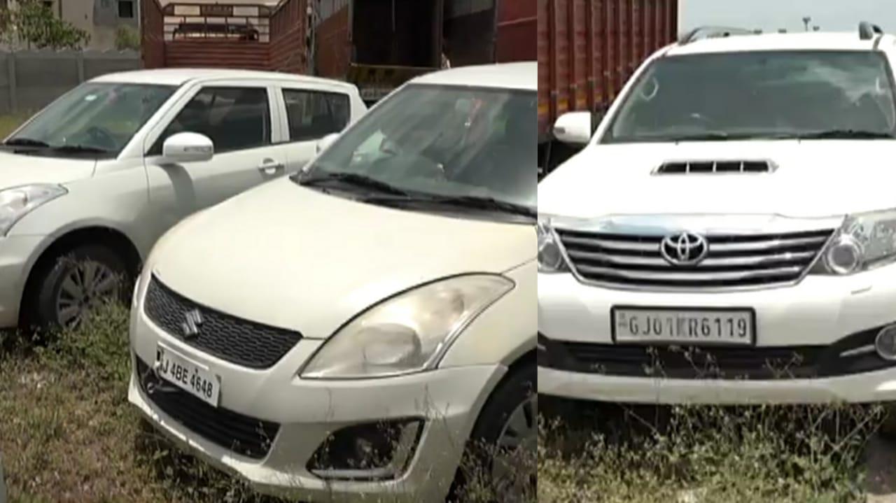 Gujarat, Rajkot Police Caught Theft Vehicle Scam