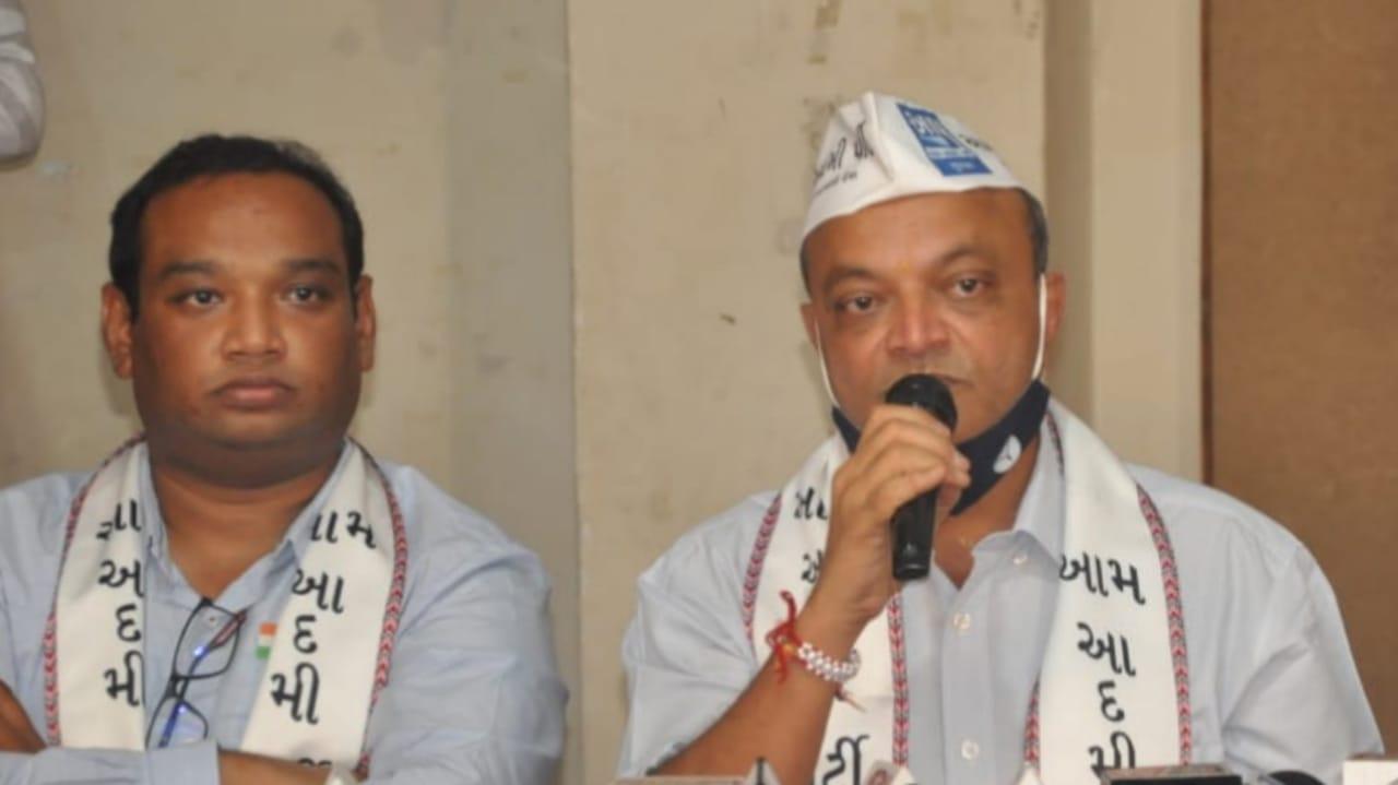 Gujarat, Surat well known Businessman Mahesh Savani