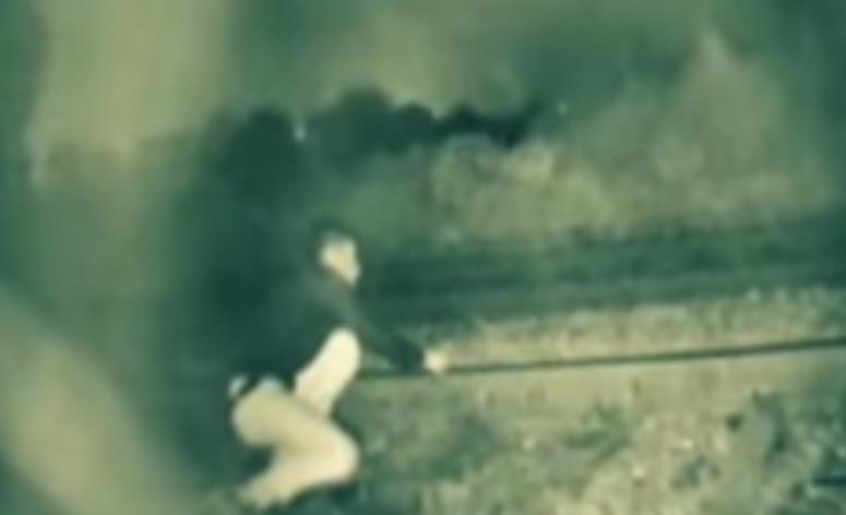 Railway Track CCTV