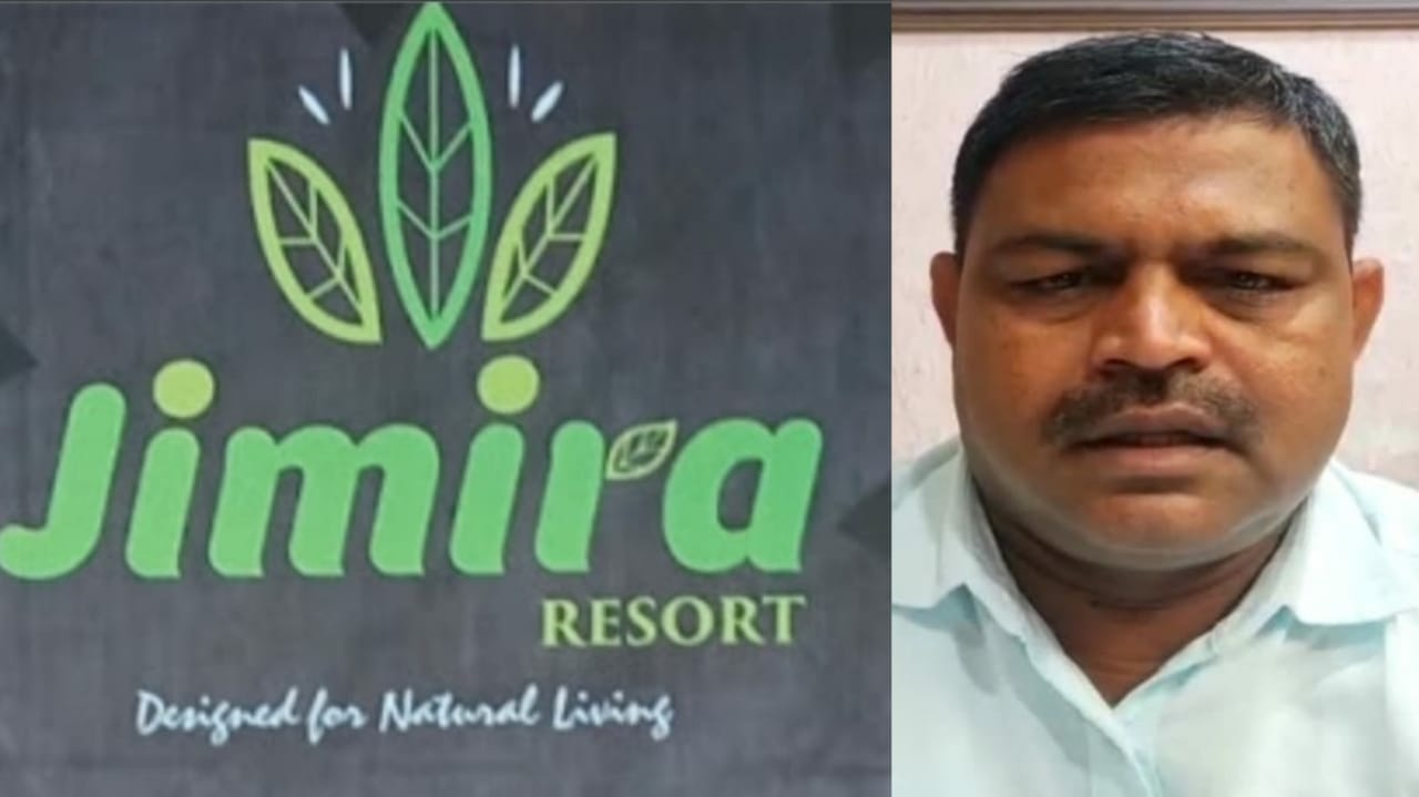 Matar BJP MLA Kesrisinh Solanki, Jimira Resort Panchmahal, Gujarat