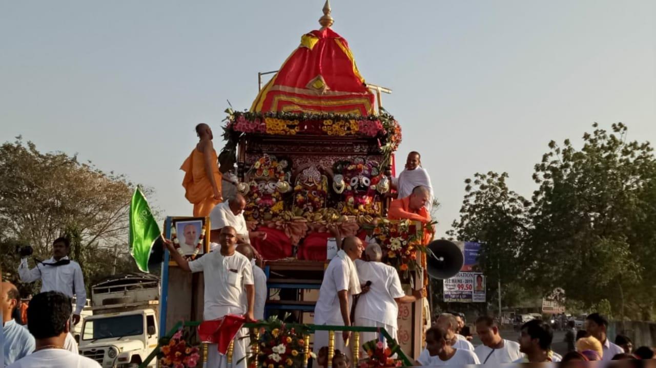 Bharuch RathYatra