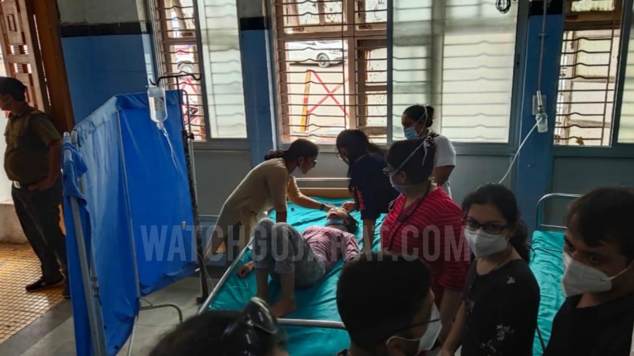 Vadodara Sayaji Hospital OPD