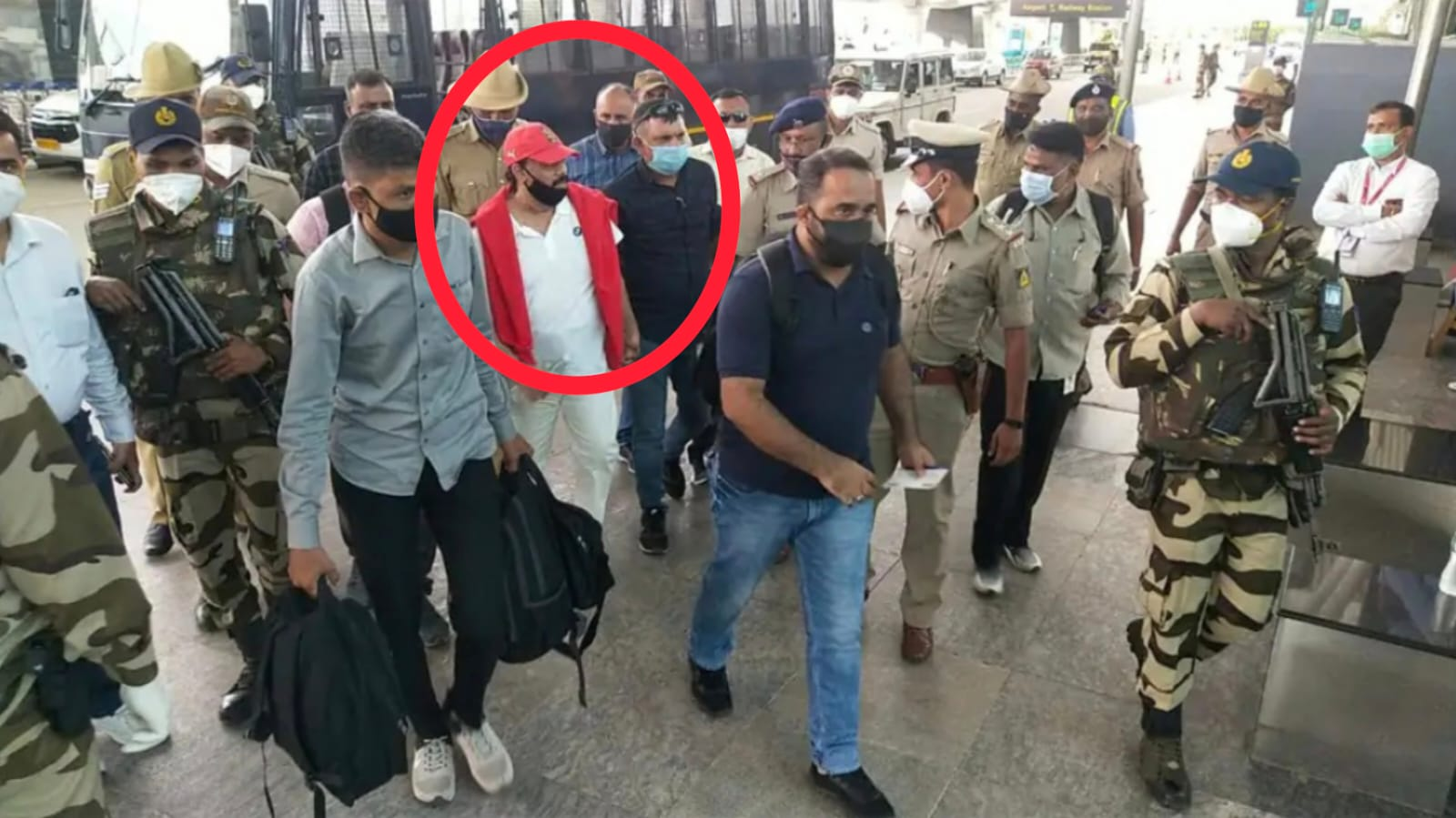 Gangster Ravi Pujari, Ahmedabad Crime Branch Took Custody from Karnataka