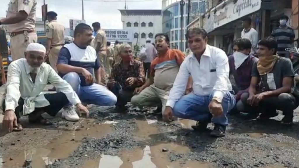 Bharuch, Auto Driver Protest